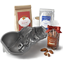 Snowman Bake Pan Gift Set