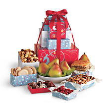 Holiday Tower of Treats Gift - Original