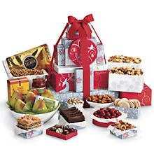 Holiday Tower of Treats Gift - Supreme