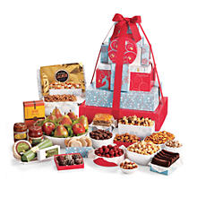 Holiday Tower of Treats Gift - Ultimate