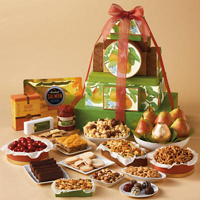 Tower of Treats Gift Grand Deluxe