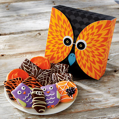 Owl Creek Halloween Cookie Gift
