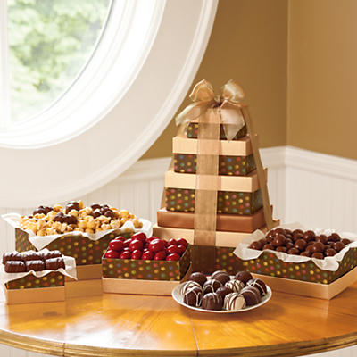 Tower of Chocolates Gift Classic