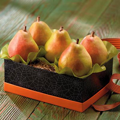 Halloween Pear Box Gift