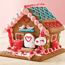 <span style=color:#bb0011>NEW</span> Valentine's Day Gingerbread Luv Shack