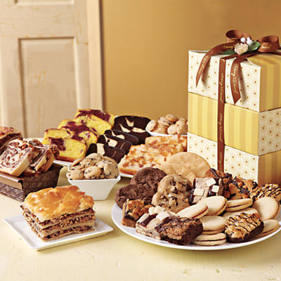 Bakery Gift Tower - Deluxe