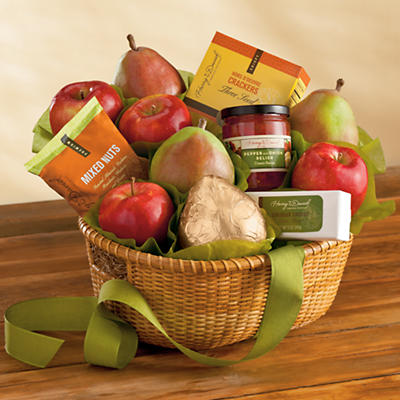 Buy discount holiday gift baskets - Classic Holiday Gift Basket - The Roxy Ann by Harry and David