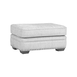 Autumn Breeze III Matching Ottoman