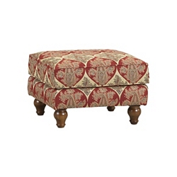Autumn Breeze III Accent Ottoman