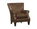 Nathan Accent Chair - Leather