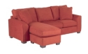 Urban Loft Chaise Sofa