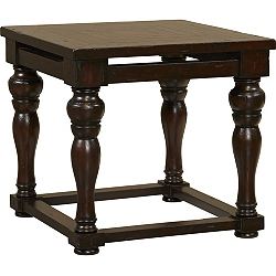 King Arthur End Table
