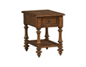 Southport Chairside Table - Pine