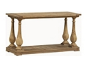 Baluster Sofa Table