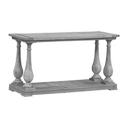 Baluster Sofa Table