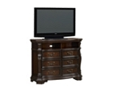 Villa Sonoma Media Chest - Dark