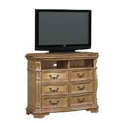 Villa Sonoma Media Chest - Light
