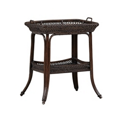 Willowwood Road Wicker Bedside Table
