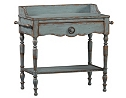 Willowwood Road Sugarberry Bedside Table - Slate Blue