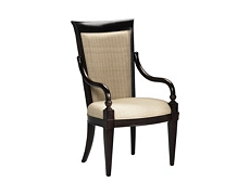 Copley Square Upholstered Armchair