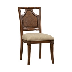 Antigua Splat-Back Side Chair