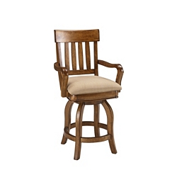 Sonoma Valley Swivel Barstool