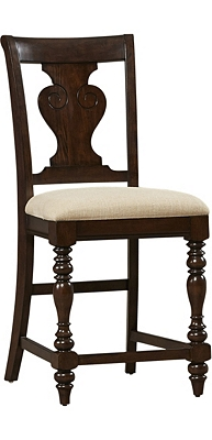 Welcome Home Counter-Height Chair