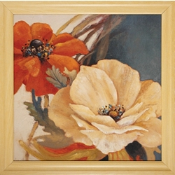 Life In Bloom Framed Art I