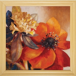 Life In Bloom Framed Art II