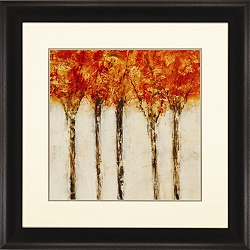 Seasonal Drive Framed Art I