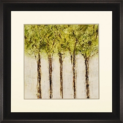 Seasonal Drive Framed Art II