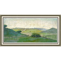 Scenic Panorama Framed Art I