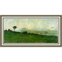 Scenic Panorama Framed Art II