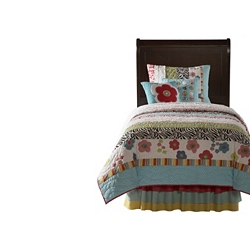 Abby Twin - 2pc Quilt Ensemble
