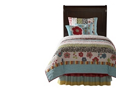 Abby Full - 3pc Quilt Ensemble