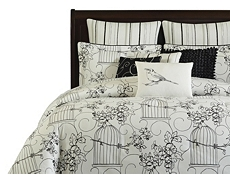 Aviary Queen - 9pc Comforter Ensemb...