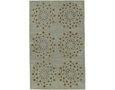 Bombay Rectangle - Area Rug