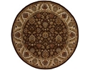 Jewel Round - Area Rug