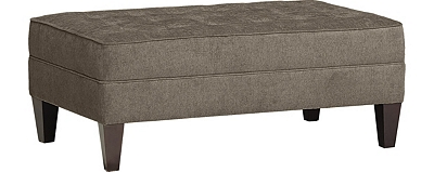 Parker Cocktail Ottoman-Rectangle
