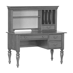 Amherst Desk/Hutch - 52 inch