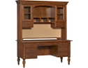 Amherst Desk/Hutch - 64 inch
