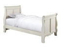 Cottage Retreat II Twin Sleigh Bed