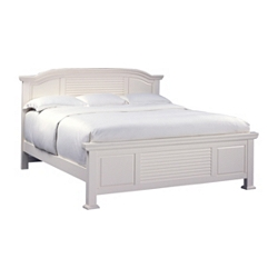 Cottage Retreat II King Panel Bed