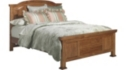 Cottage Retreat II Queen Panel Bed