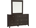 Midtown Dresser/Mirror