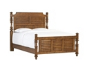 Southport Queen Panel Bed - Pine