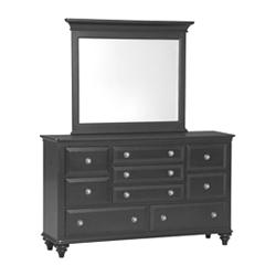 Panama Dresser with Mirror
