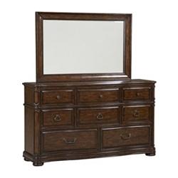 Bayhall Dresser w/ Mirror