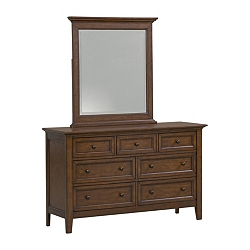 Ashebrooke Dresser with Mirror