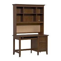 Ashebrooke Desk/Hutch